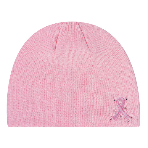 Women's Acrylic Ribbed Toque