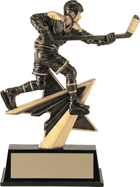 Hockey (M) Aztec Gold Star Power Trophy